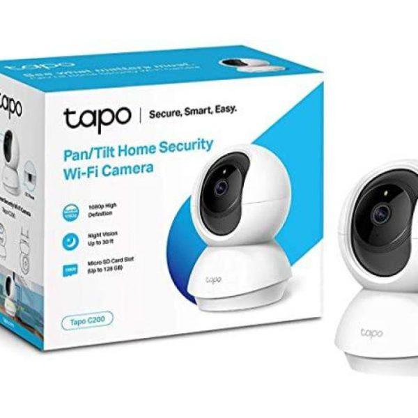 Camera Link Tapo Ip Tp-C200 Rotary