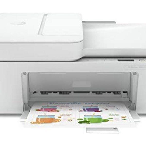 Hp Deskjet 4120 Multifunction Printer Wifi White