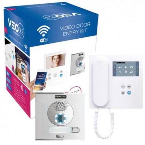 Plus Kit Videoportero Wifi Duox 1 Vivenda